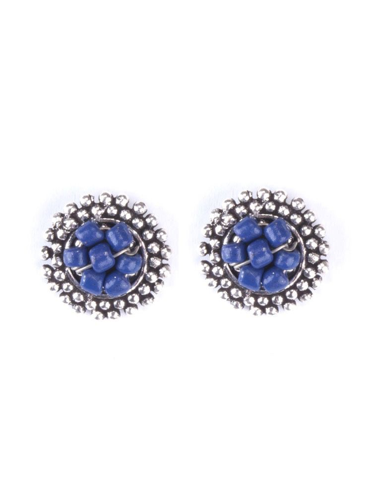 Mata Traders Petal Stud Earrings
