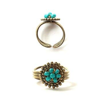 Mata Traders Petal Ring