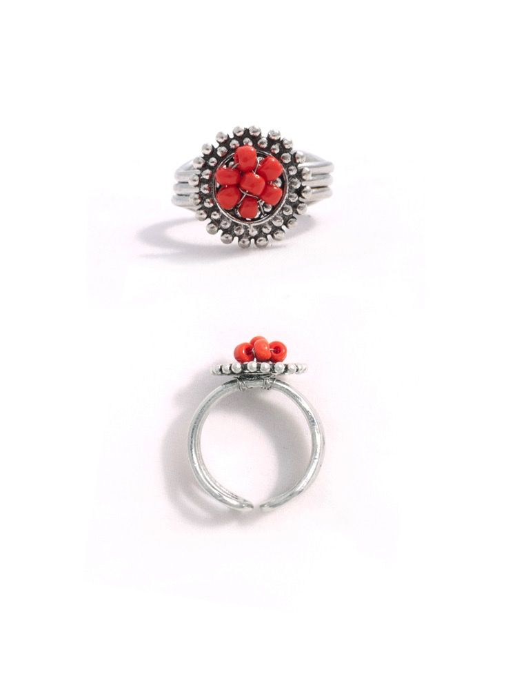 Mata Traders Petal Ring