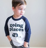 Love Well Handmade Going Places Raglan