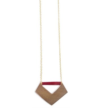 Mata Traders Thread Lightly Necklace