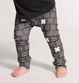 Love Well Handmade Crisscross Slate Leggings