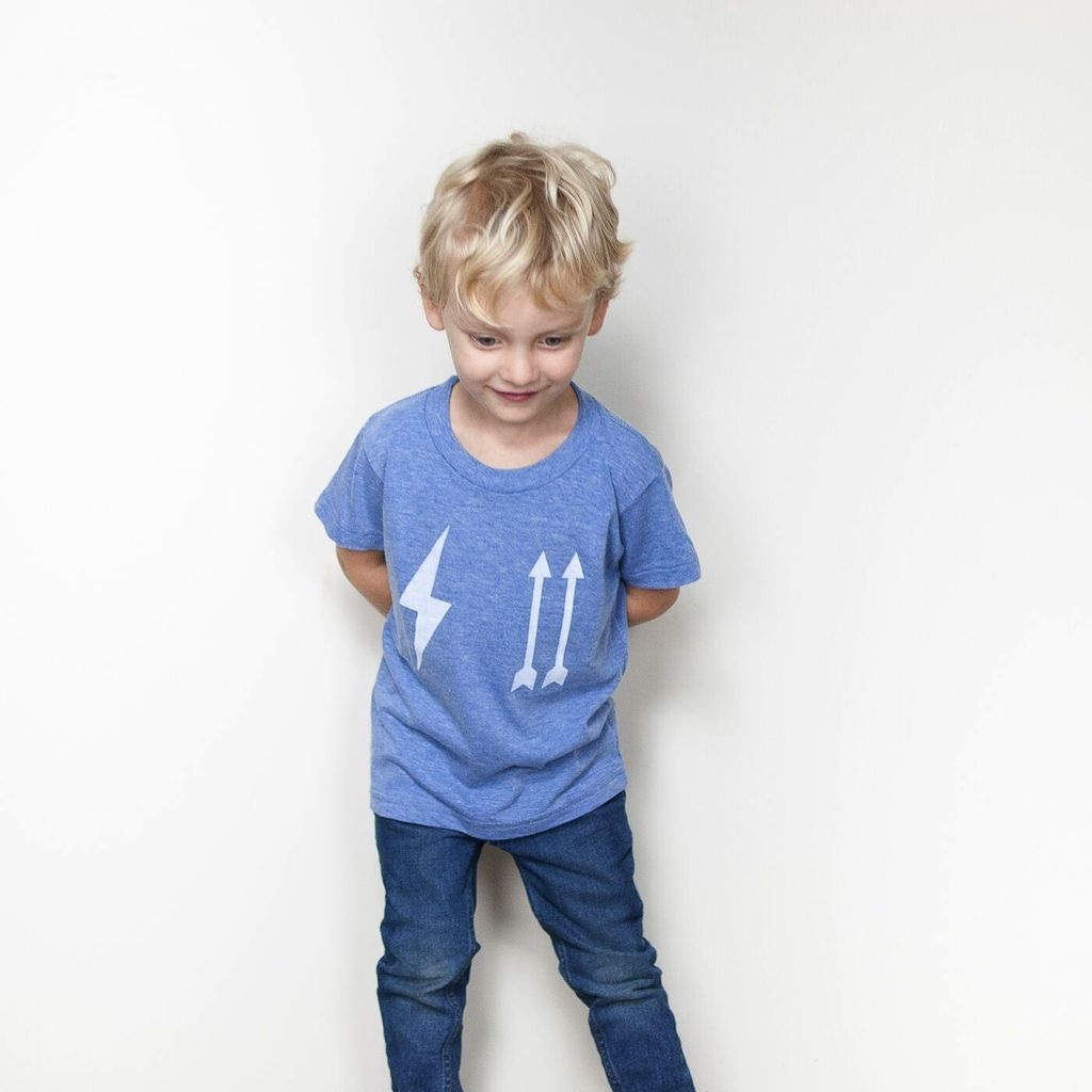 Shop Good: Tees Thunder Up Kids Tee