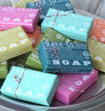 Barr-Co Soap Bar