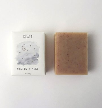 Keats Mystic + Muse Soap Bar - Cinnamon & Sweet Orange
