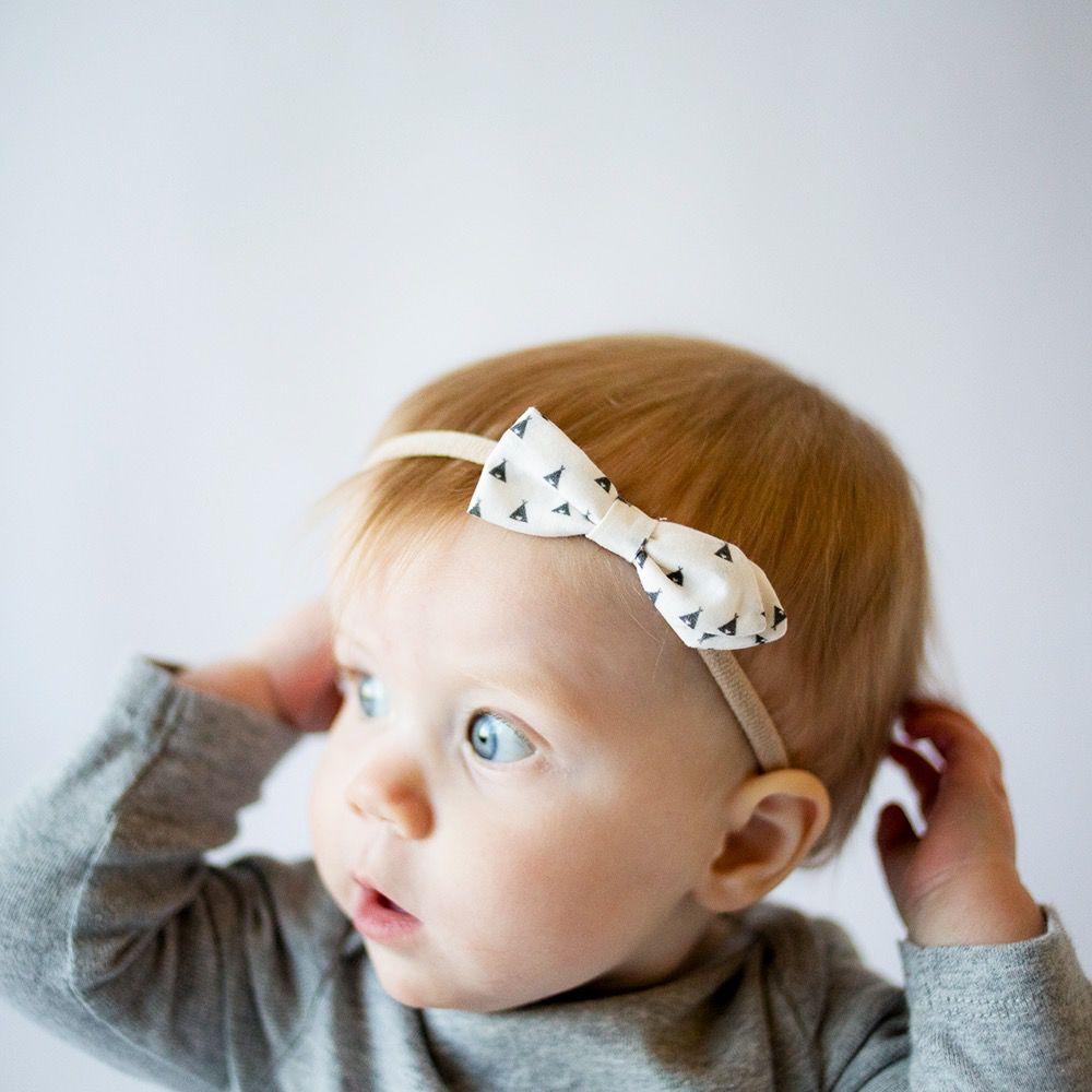 Love Well Handmade Vintage Bow Headbands