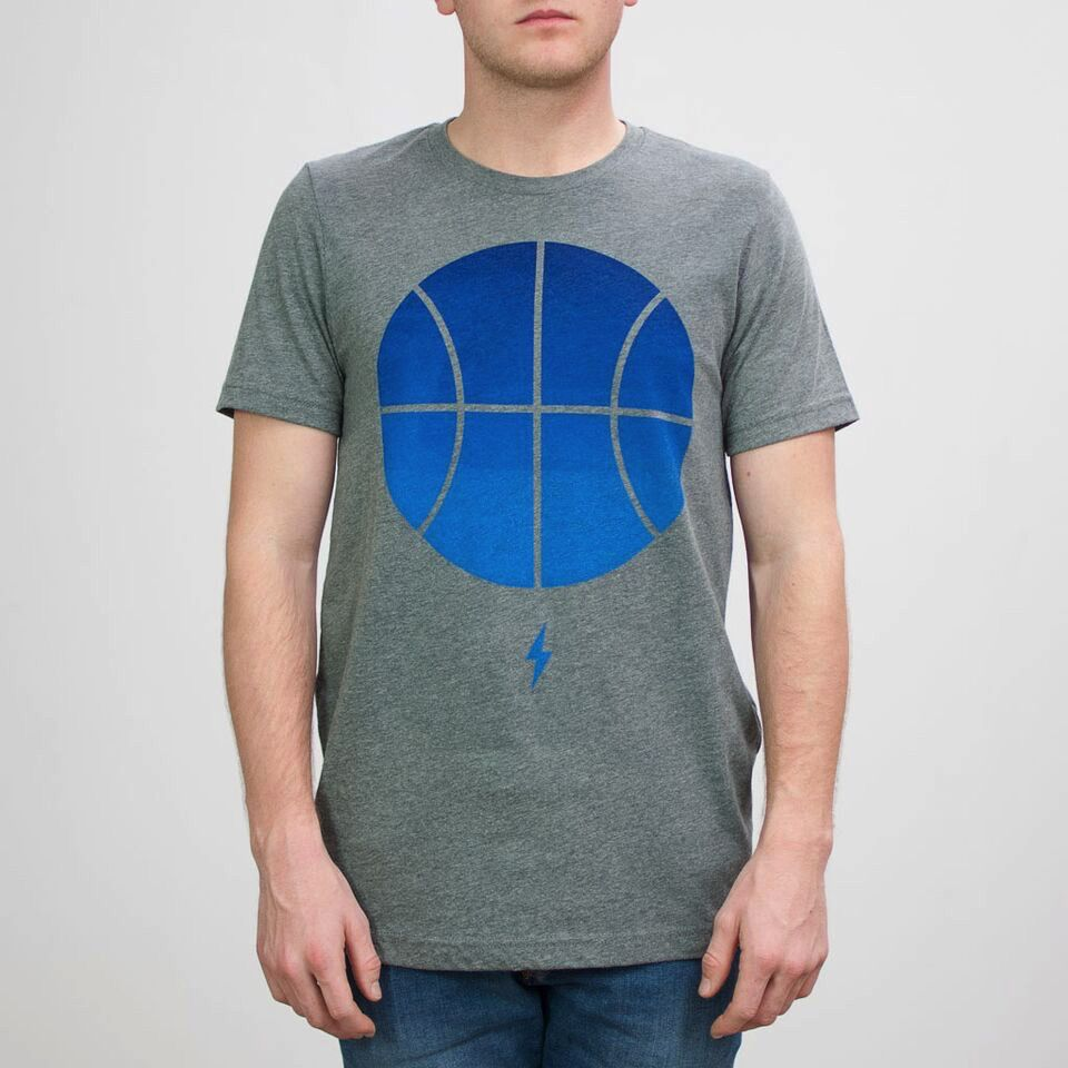 Shop Good: Tees Blue Thunder Tee