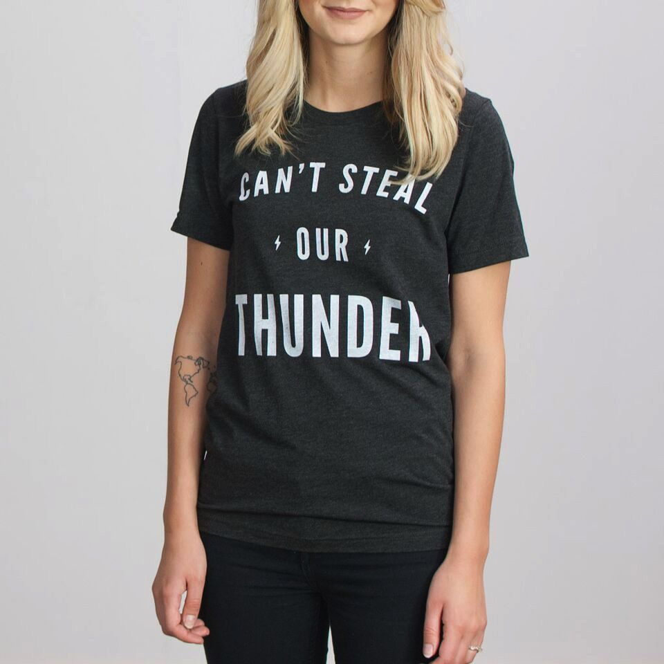 Shop Good: Tees Can't Steal Our Thunder Tee