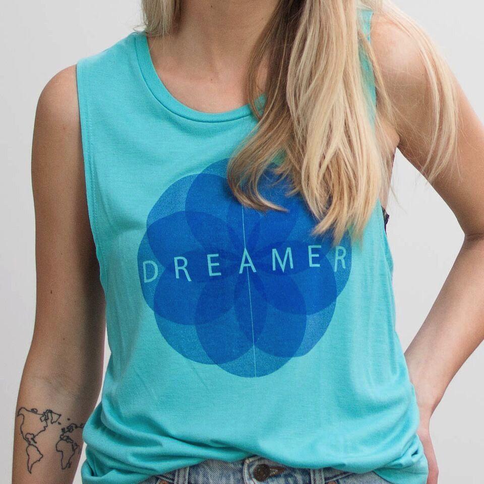 Shop Good: Tees Dreamer Flowy Tank