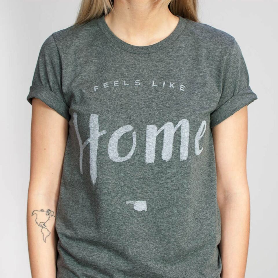 Shop Good: Tees Feels Like Home Tee