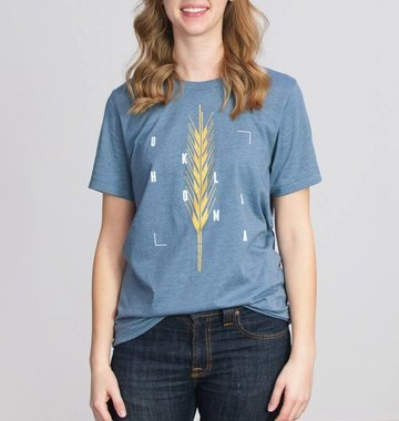 Shop Good: Tees Golden Wheat Tee