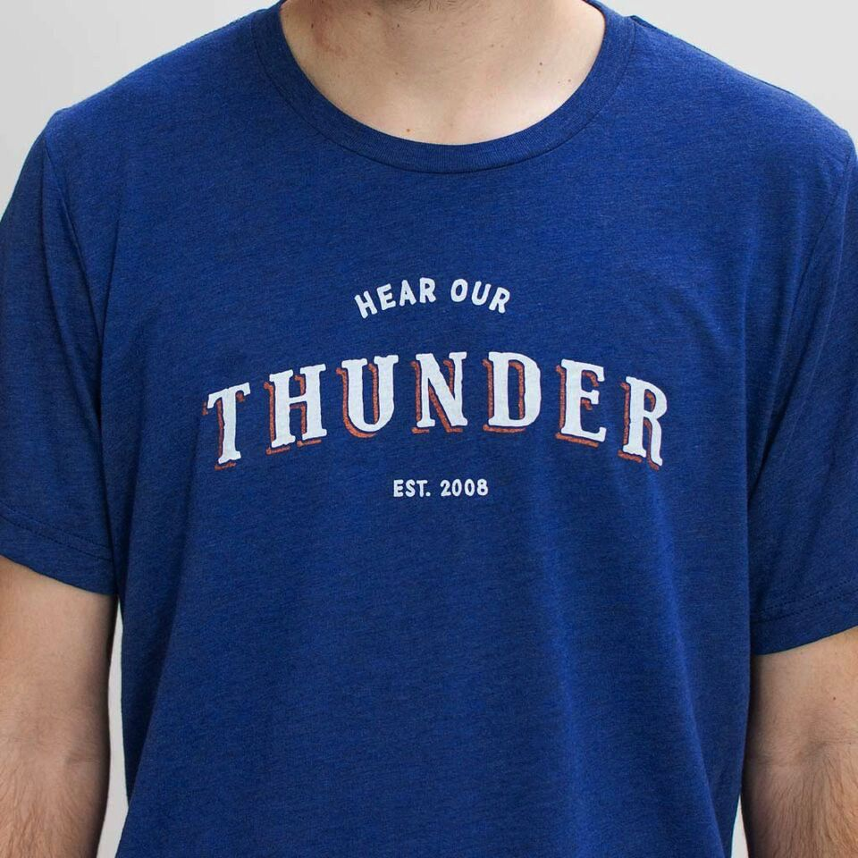 Shop Good: Tees Hear Our Thunder Tee