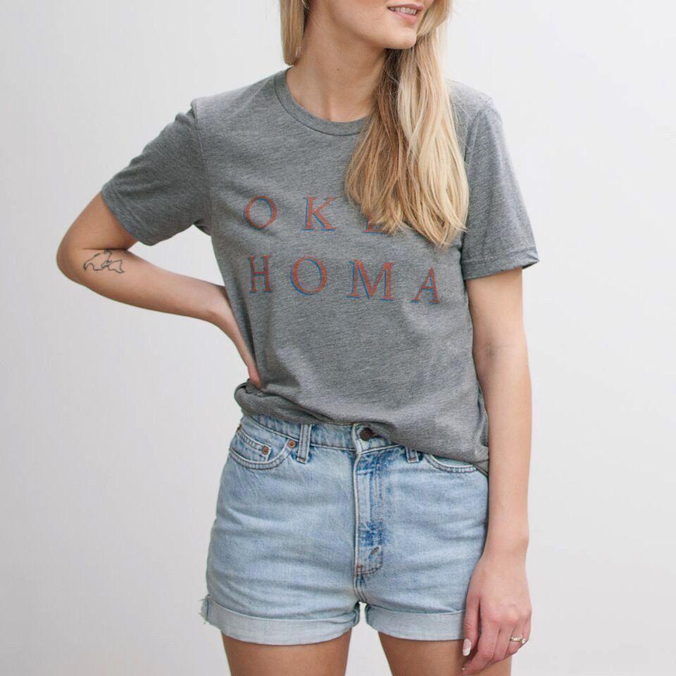 Shop Good: Tees Serif Homa Tee