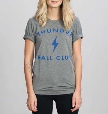 Shop Good: Tees Thunder Ball Club Tee