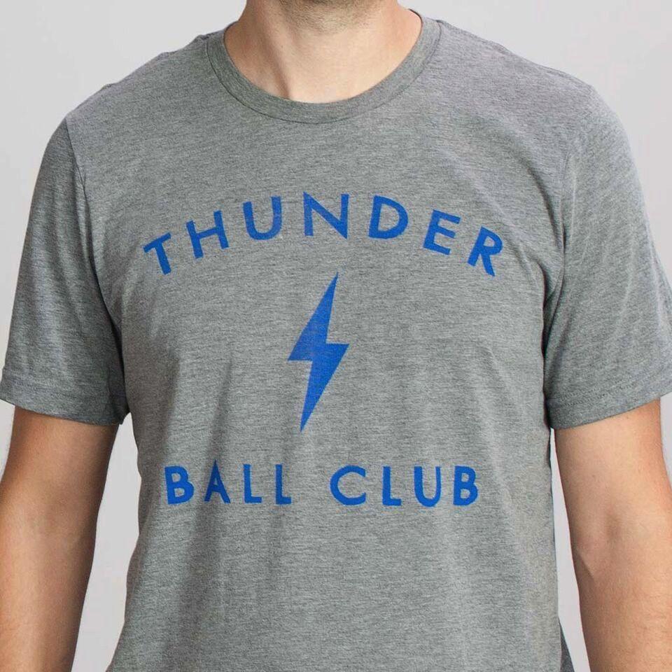 Shop Good: Tees Thunder Ball Club Tee