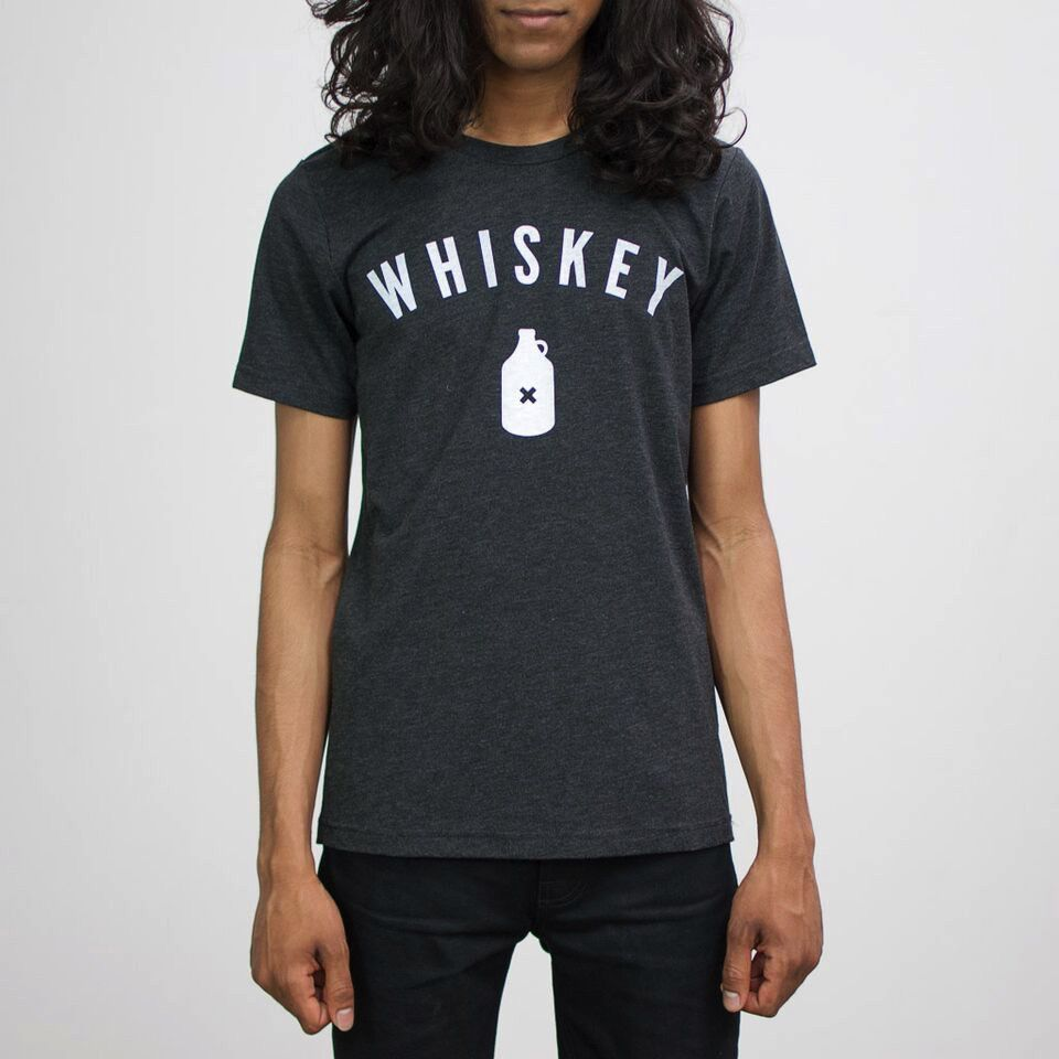 Shop Good: Tees Whiskey Tee