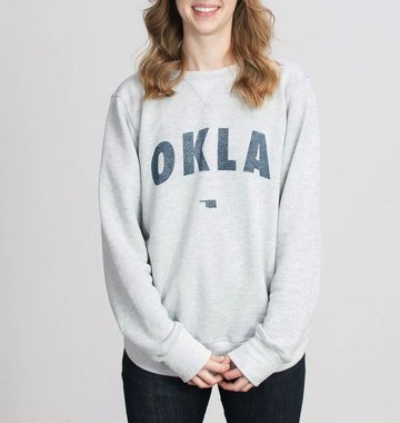 Shop Good: Tees OKLA Pullover Sweatshirt