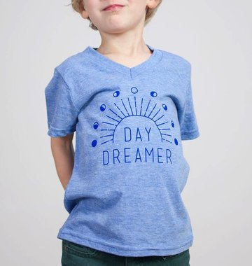 Shop Good: Tees Day Dreamer V-Neck Kids Tee
