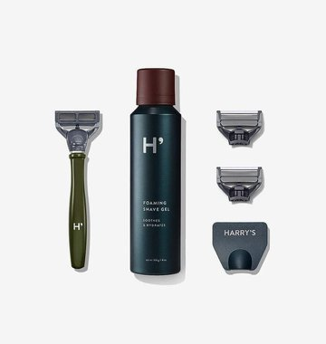 Harry's Truman Shave Set - Olive 107