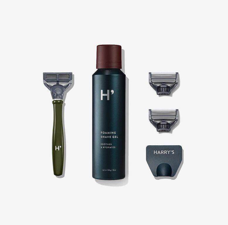 Harry's Truman Shave Set - Olive 107