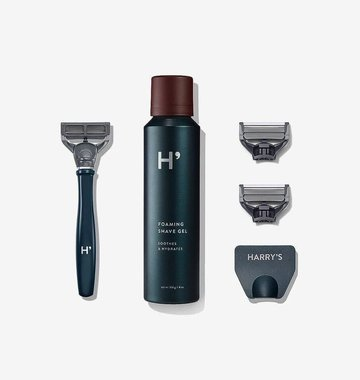 Harry's Truman Shave Set - Nautilus Blue