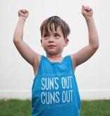 Shop Good: Tees Sun's Out Guns Out Kids Tank