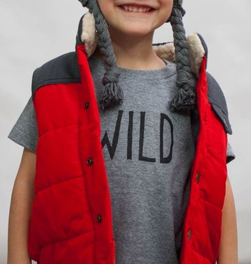 Shop Good: Tees Wild Kids Tee