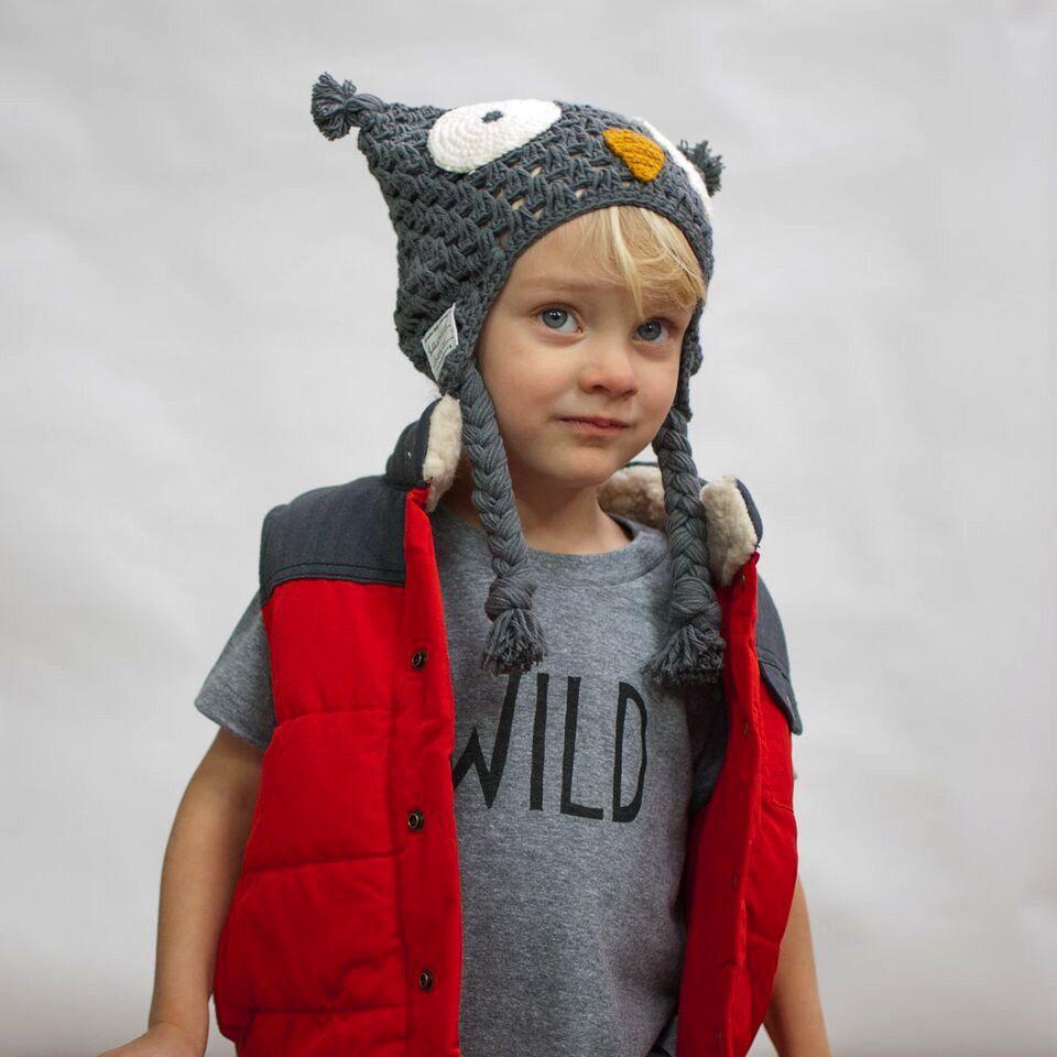 Shop Good: Tees Wild Kids Tee