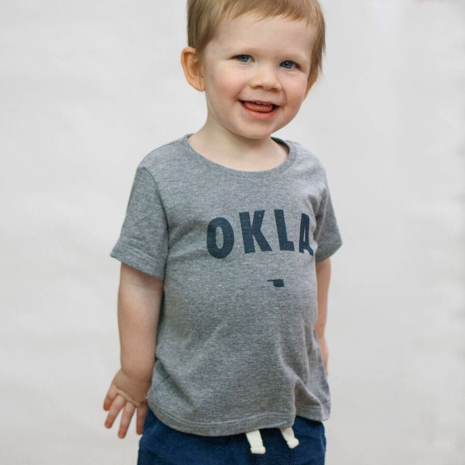 Shop Good: Tees OKLA Kids Tee
