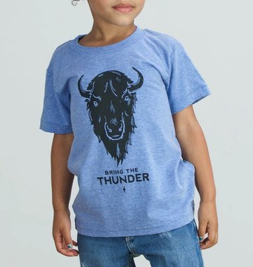 Shop Good: Tees Bring the Thunder Kids Tee