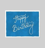 Shop Good: Paper Happy Birthday Greeting Card