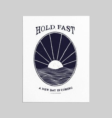 Shop Good: Paper Hold Fast Blank Greeting Card