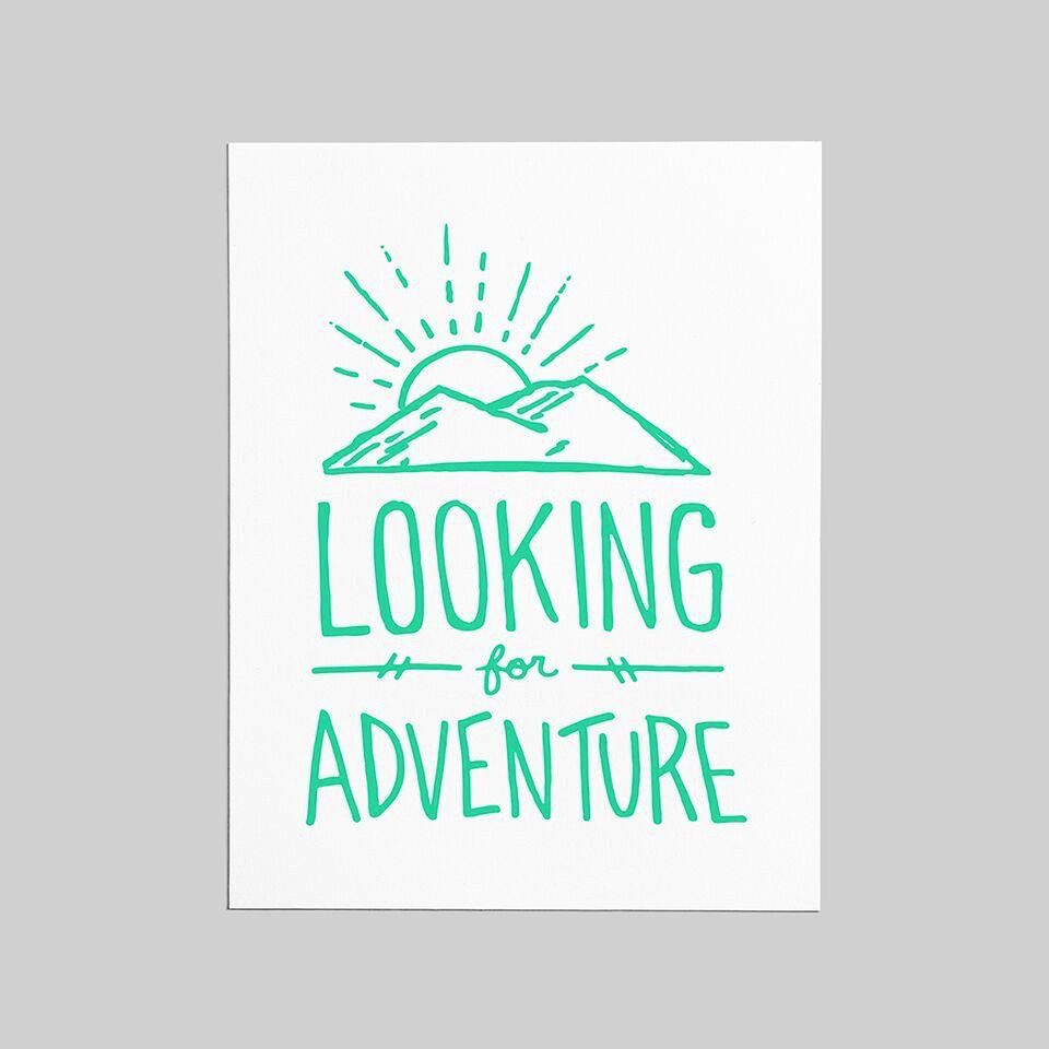 Shop Good: Paper Looking for Adventure