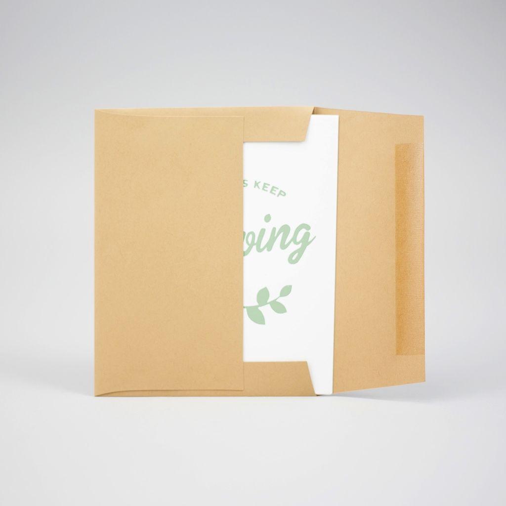 Shop Good: Paper Always Keep Growing Greeting Card