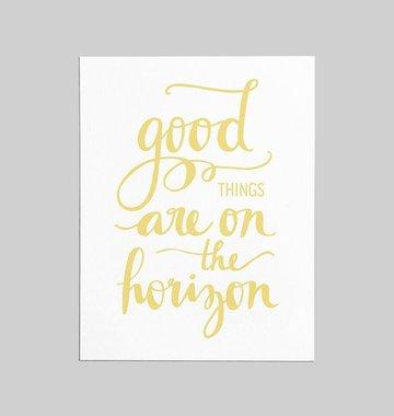 Shop Good: Paper Good Things Greeting Card