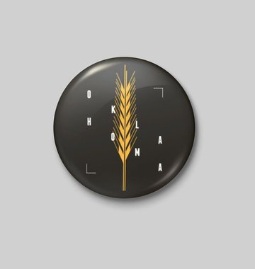 Shop Good: Buttons Golden Wheat Button