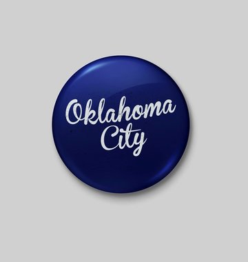 Shop Good: Buttons Oklahoma City Button