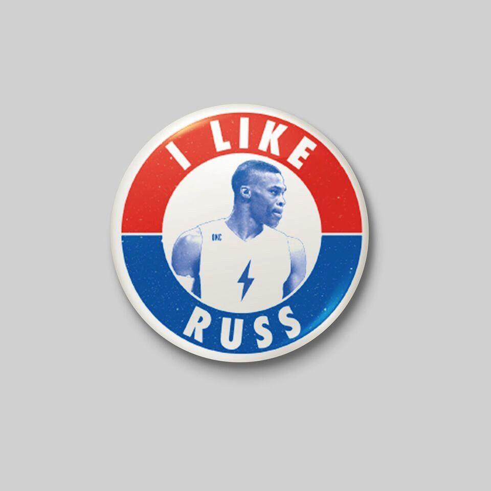 Shop Good: Buttons I Like Russ Button