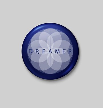 Shop Good: Buttons Dreamer Button