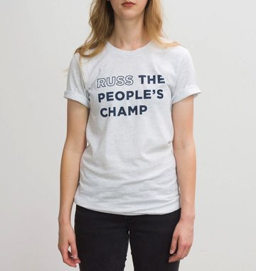 Shop Good: Tees The People's Champ Tee