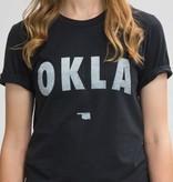Shop Good: Tees OKLA Tee - Black