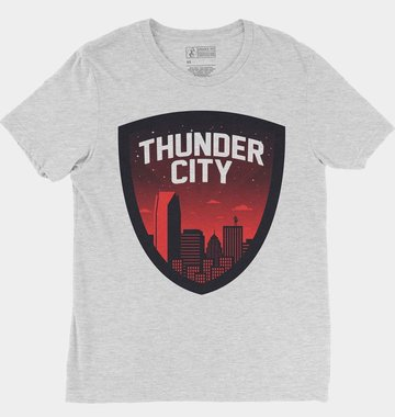 Shop Good: Tees Thunder City Shield Tee