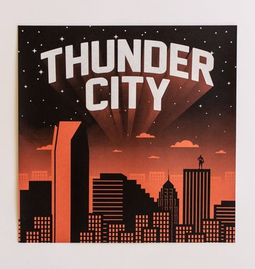 Shop Good: Paper Thunder City Art Print