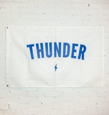 Shop Good: Handmade Thunder Classic Flag