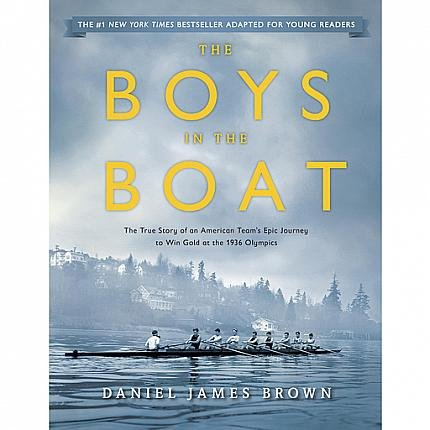 The Boys In The Boat : Young Readers Edition