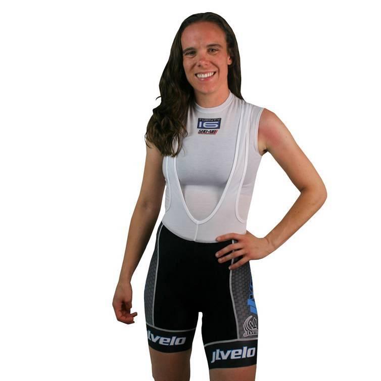 Women's Cubed Team Ringer Bibshorts