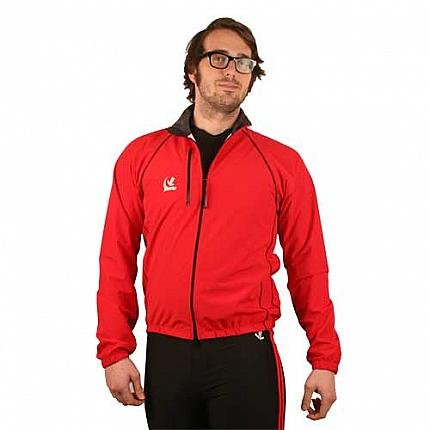 Commuter Wheel Jacket : Red