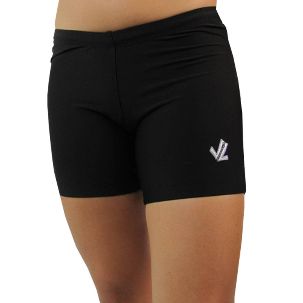 Women's Polypro Trou : Short Cut : Black