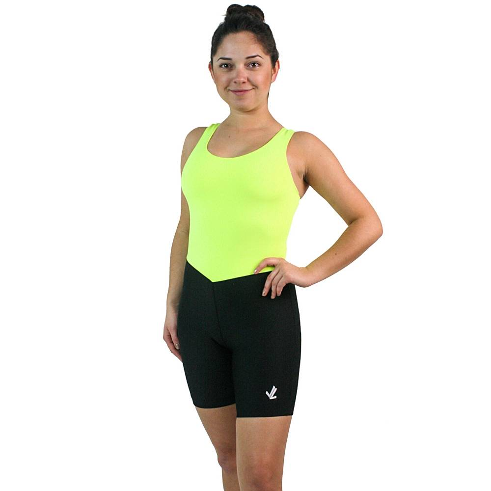 Women's Original Unisuit : Hi-Viz / Black
