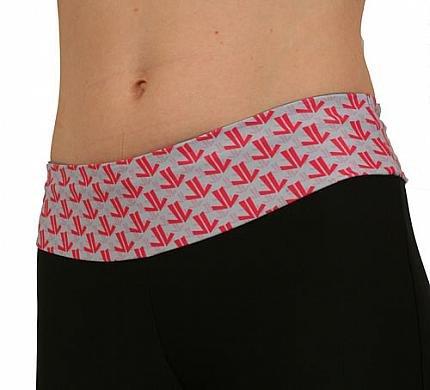 JL Logo Yoga Pants : Pink